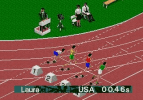 Play Olympic Summer Games Atlanta 96 Online