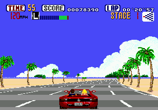 Play OutRun Online