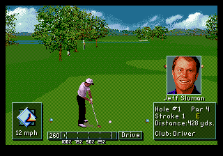 Play PGA Tour Golf III Online