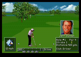 Play PGA Tour Golf III Online