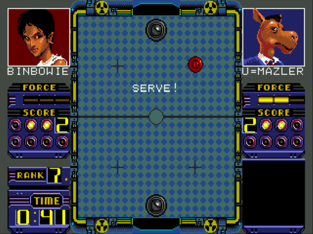 Play Paddle Fighter (SegaNet) Online