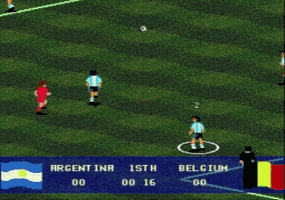 Play Pele's World Tournament Soccer Online