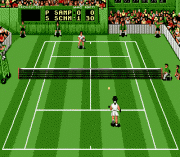 Play Pete Sampras Tennis Online