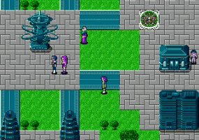 Play Phantasy Star II Online