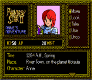 Play Phantasy Star II – Anne's Adventure (english translation) Online