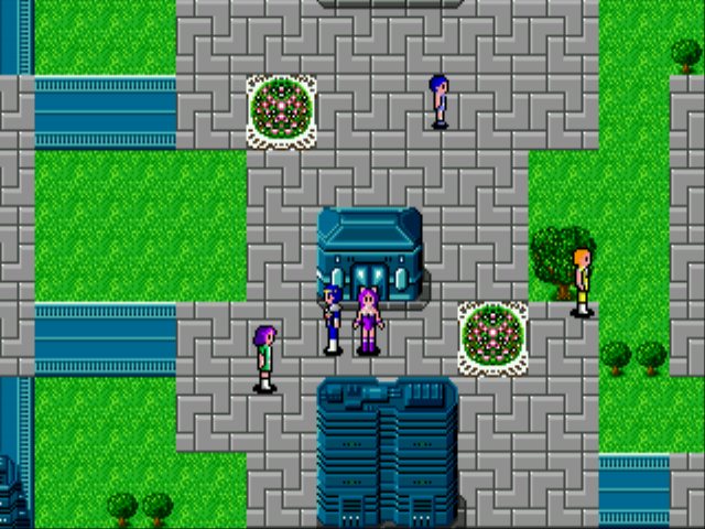 Play Phantasy Star II EasyType Online