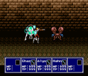 Play Phantasy Star IV – The End of the Millenium EasyType Online