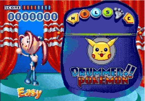 Play Pokemon Crazy Drummer (Unl) Online