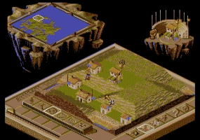 Play Populous II – Two Tribes Online