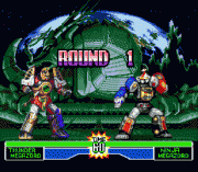 Play Power Rangers – The Fighting Edition Online