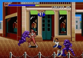Play Power Rangers The Movie Online Play All Sega Genesis
