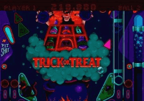 Play Psycho Pinball Online
