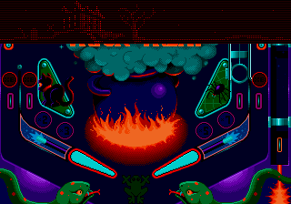 Play Psycho Pinball (October 1994) Online