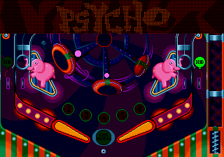 Play Psycho Pinball (September 1994) Online