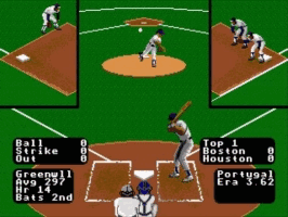 Play RBI Baseball 3 Online