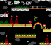 Play Rainbow Islands Extra Online