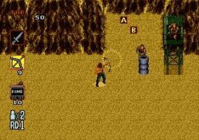 Play Rambo III Online