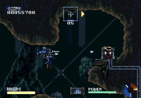 Play Ranger X Online