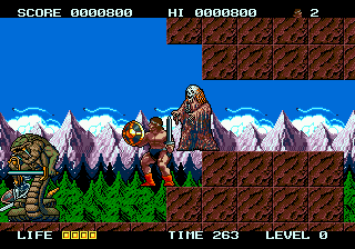 Play Rastan Saga II Online
