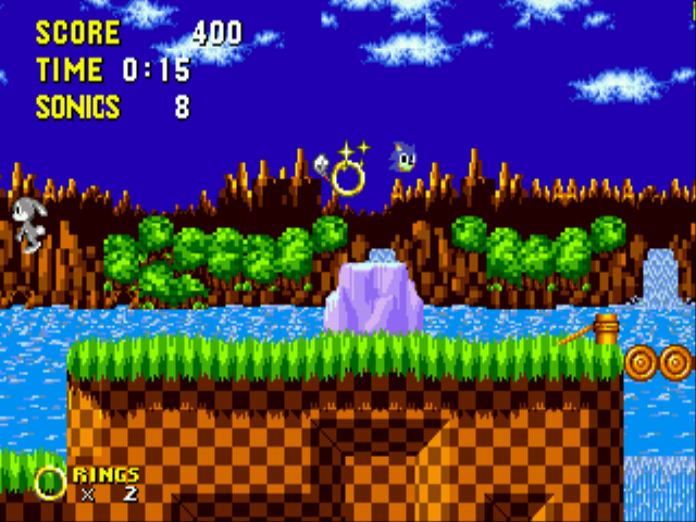 Play Ring the Ring (Sonic 1 hack) Online
