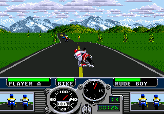 Play Road Rash Online
