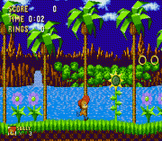 Play Sally Acorn in Sonic the Hedgehog Online