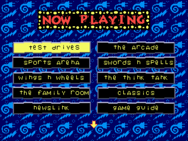 Play Sega Channel Demo Cartridge 4 Online