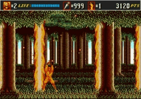 Play Shinobi III Online