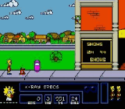 Play Simpsons – Bart vs Space Mutants Online