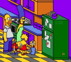Play Simpsons – Bart's Nightmare Online