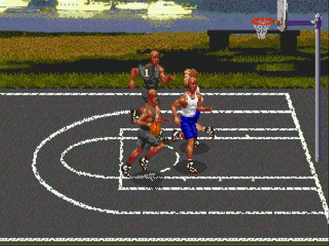 Play Slam – Shaq vs. The Legends (unreleased) Online