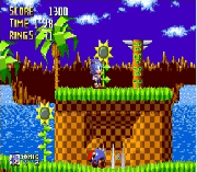 Play Sonic – Harder Levels Online