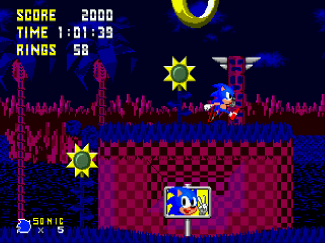 Play Sonic – Into The Void (v2.4) Online