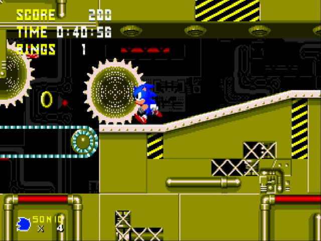 Play Sonic – Into The Void (v2.5) Online