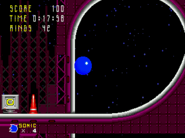 Play Sonic – Into The Void (v3.0) Online