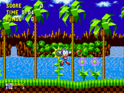 Play Sonic – OMG The Red Rings Online