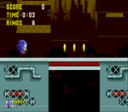 Play Sonic 1 – Bouncy Edition Online