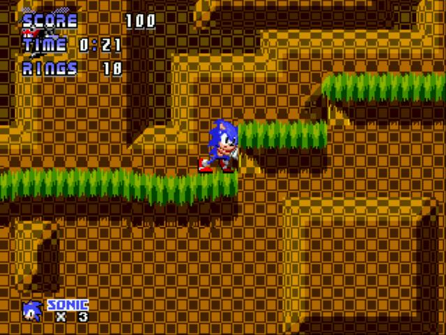 Play Sonic 1 – Code Gray Online - Play All Sega Genesis / Mega Drive