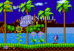 Play Sonic 1 – Return to the Origin Online