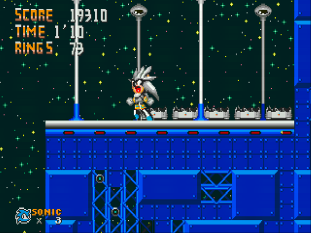 Play Sonic 1 – Revelation Online