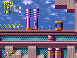 Play Sonic 1 – The Blue Blur Online