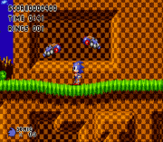 Play Sonic 1 Lunacy (demo) Online