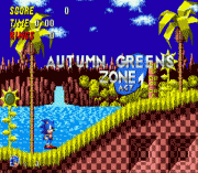 Play Sonic 1 Oergomized Online