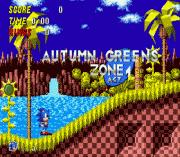 Play Sonic 1 Oergomized Online