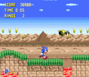 Play Sonic 1 Pixel Perfect Online