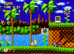 Play Sonic 1 Remastered Online