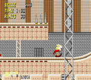 Play Sonic 1 With Fries Online