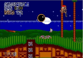Play Sonic 2 – Project Shadow Online