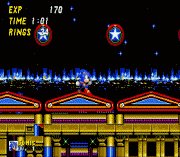 Play Sonic 2 – Secret Rings Control Online