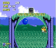 Play Sonic 2 – Sonic Tohaka Online